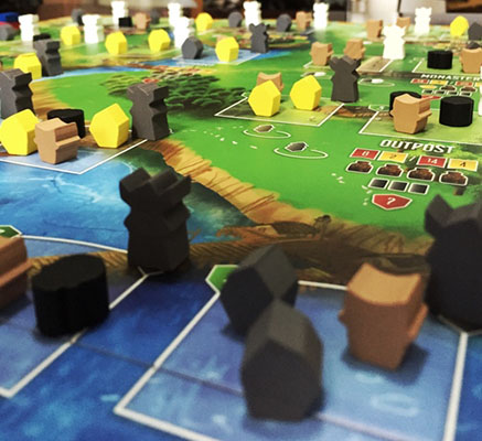 Raiders of the North Sea – Tokens