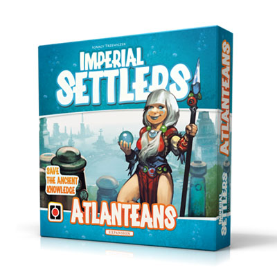 Imperial Settlers Atlanteans - Cover