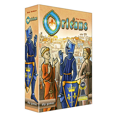 Orleans - Cover