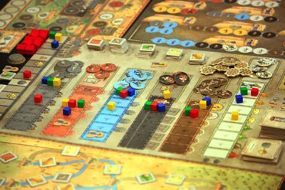 Orleans – Gameplay