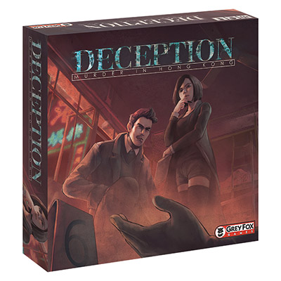 Deception - Cover