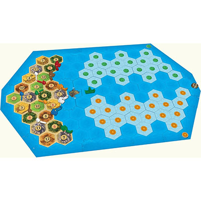 Catan Explorers and Pirates 5-6 Players – Overview