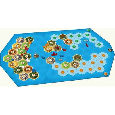 Catan Explorers and Pirates – Overview