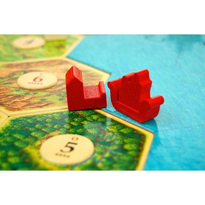 Catan Explorers and Pirates – Settler