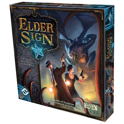 Elder Sign - Cover
