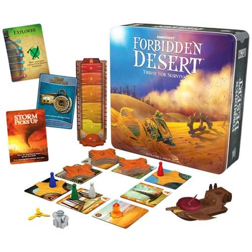 Forbidden Desert – Overview 2