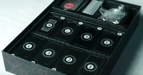Pandemic Legacy Boxes