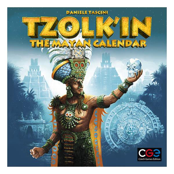 Tzolkin The Mayan Calendar - Cover