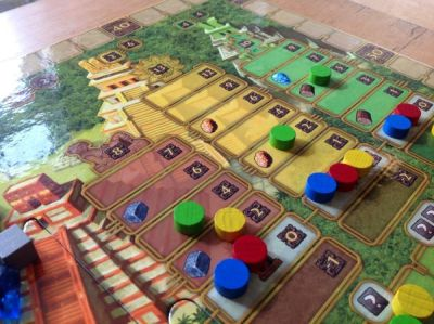 Tzolkin The Mayan Calendar – Gameplay