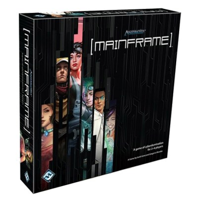 Android Mainframe - Cover