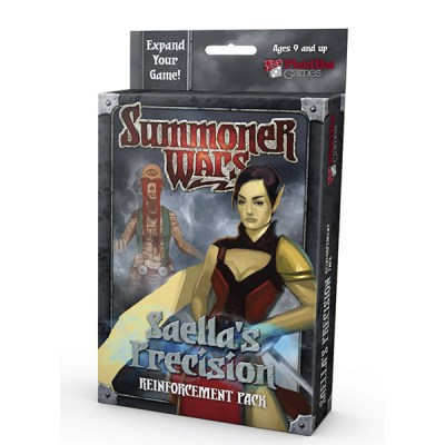 Summoner Wars Saella's Precision Reinforcement Pack - Cover