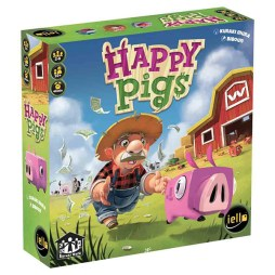Happy Pigs - Cover