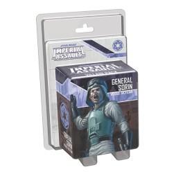 Star Wars Imperial Assault – General Sorin Villian Pack - Cover
