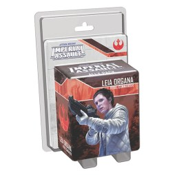 Star Wars Imperial Assault – Leia Organa Ally Pack - Cover