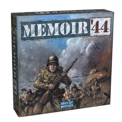 Memoir 44 - Cover