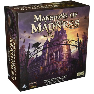 Mansions of Madness – Cover
