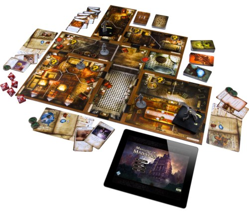 Mansions of Madness – Gameplay