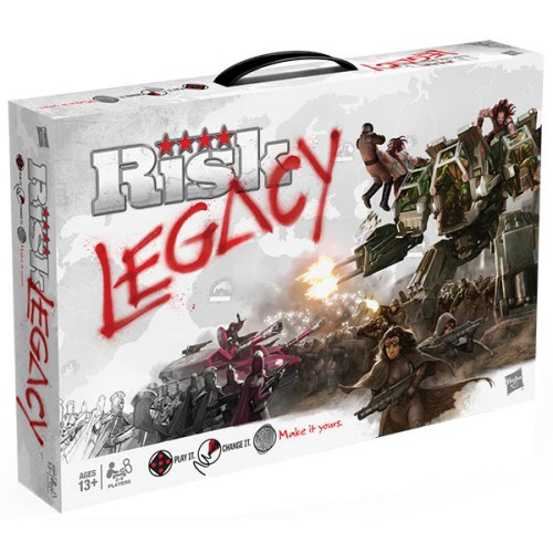 Risk Legacy – Cover