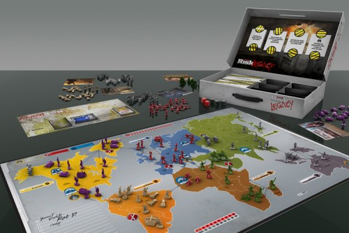 Risk Legacy – Overview