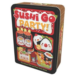 Sushi Go Party - Cover