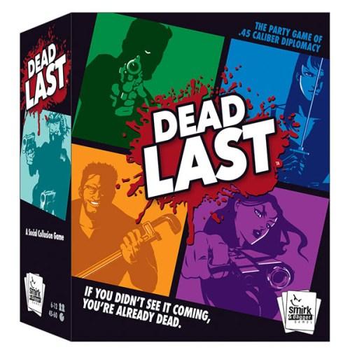Dead Last - Cover