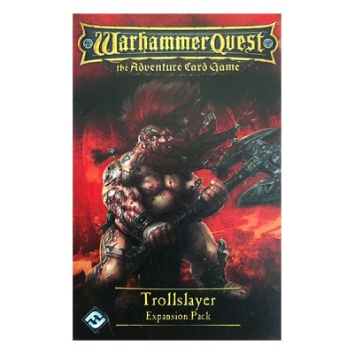 Warhammer Quest Trollslayer Expansion Pack - Cover