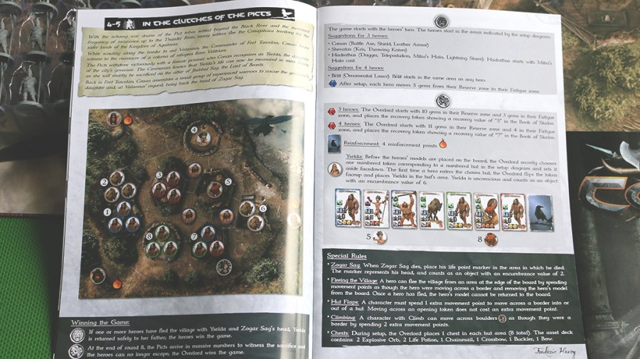 Overlord's Campaign Book