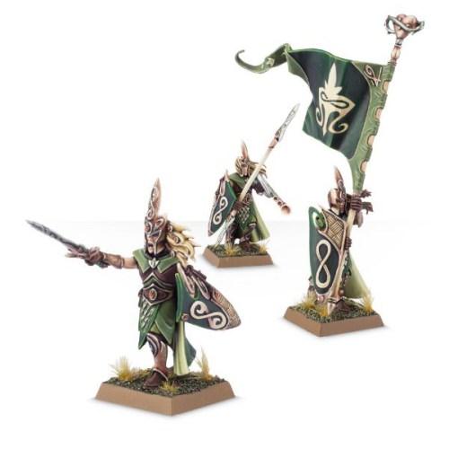 wood-elves-eternal-guard-miniature