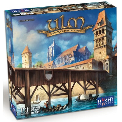 Ulm Board Game - Cover