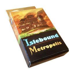 Islebound Metropolis Expansion - Cover