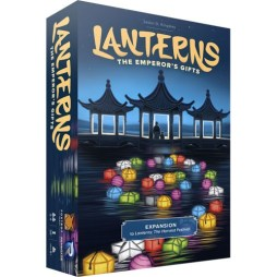 Lanterns The Emperor's Gifts - Cover