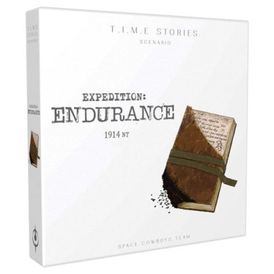 T.I.M.E. Stories Expedition Endurance - Cover