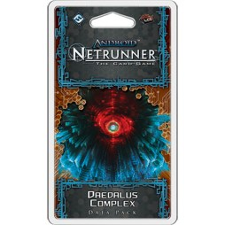 Android Netrunner – Daedalus Complex - Cover
