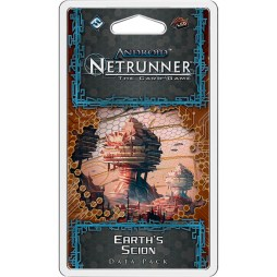 Android Netrunner – Earth's Scion - Cover