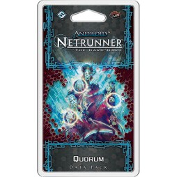 Android Netrunner – Quorum - Cover