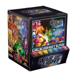 DC Dice Masters War of Light - Gravity Feed - Cover