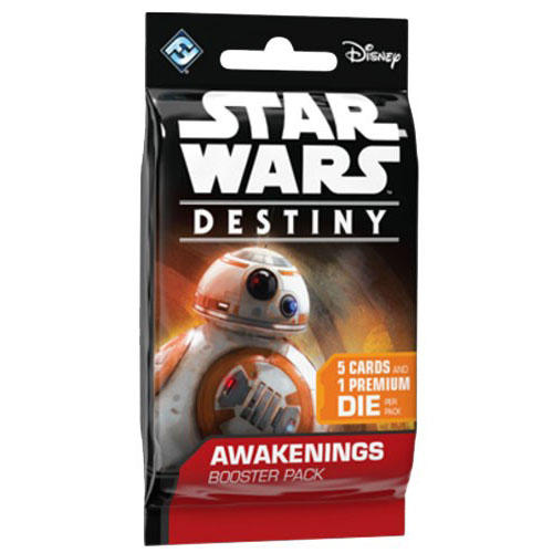 Star Wars Destiny Awakenings – Booster Pack – Cover