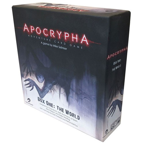 Apocrypha The World – Cover