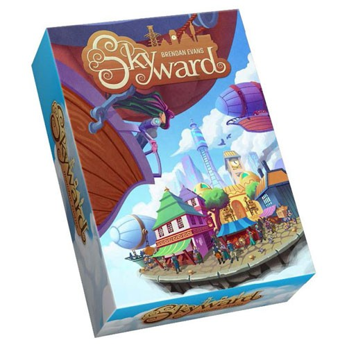 Skyward – Cover