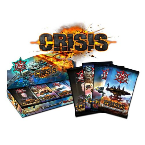Star Realms Crisis 4 Pack Bundle – Cover