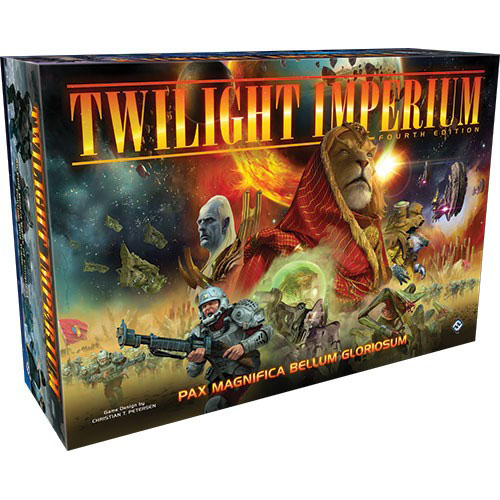 Twilight Imperium (4th Edition) – Cover