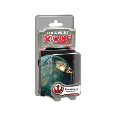 Star Wars X-Wing – Phantom II Expansion Pack– Cover