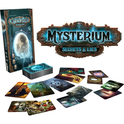 Mysterium Secrets & Lies – Overview