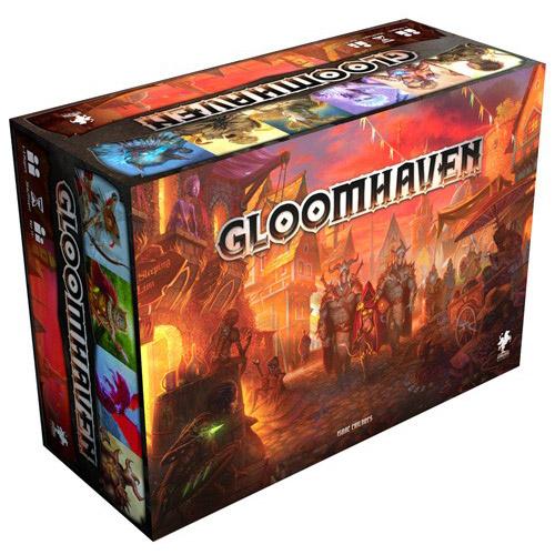Gloomhaven – Cover