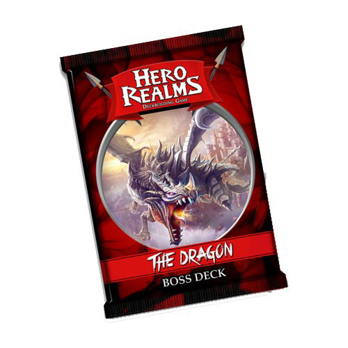 Hero Realms The Dragon Boss Deck– Cover