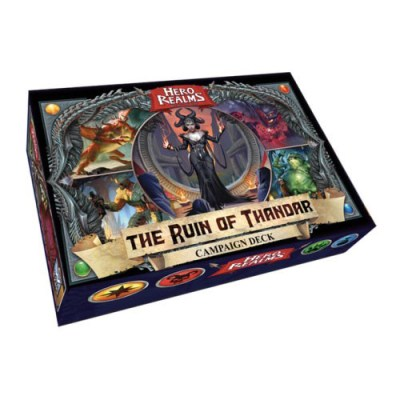 Hero Realms The Ruin of Thandar Campaign Deck – Cover