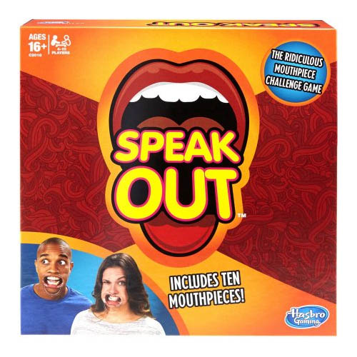 Speak Out – Cover