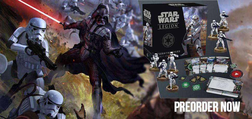 Star Wars Legion Banner