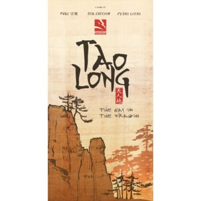 Tao Long The Way of the Dragon – Cover