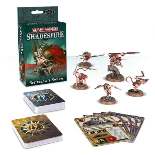 Warhammer Underworlds Shadespire – Spiteclaw's Swarm – Overview
